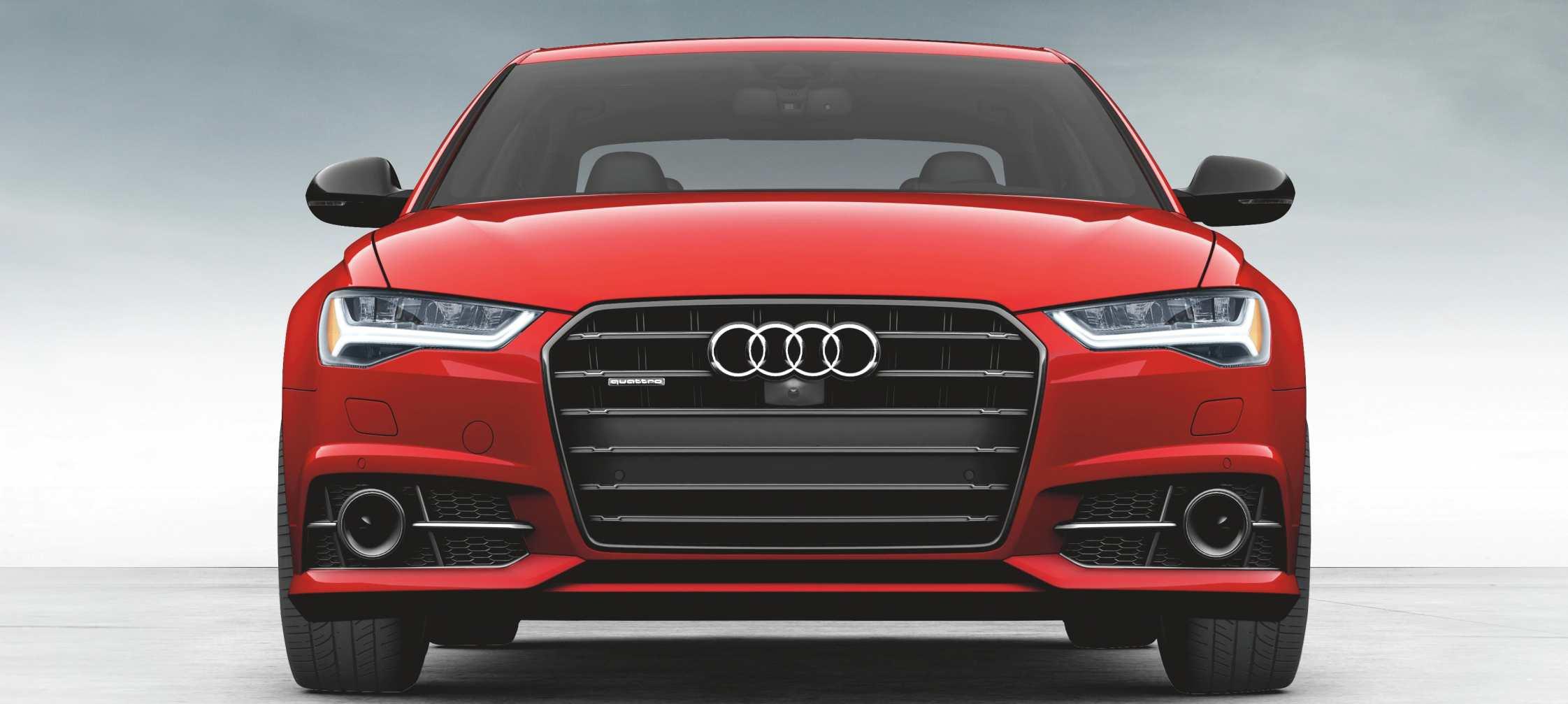 Audi A6 Service Schedule